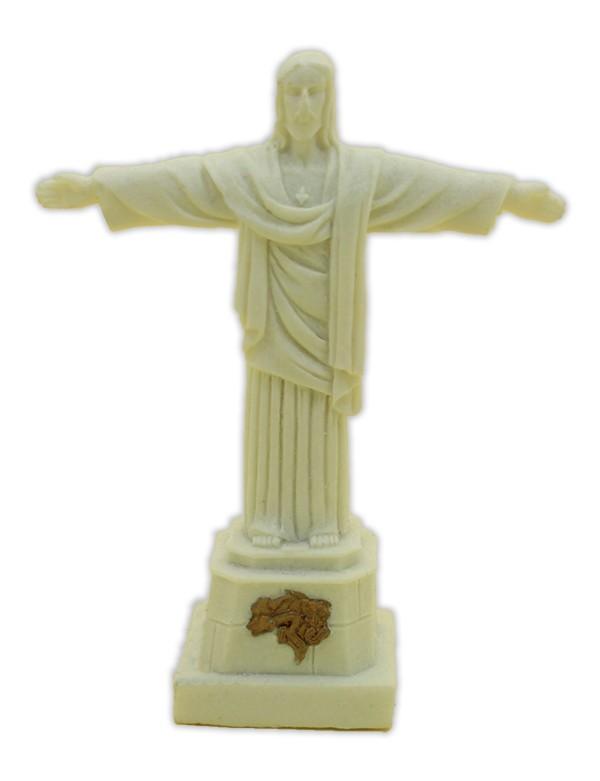 Imagem Escultura Cristo Redentor - 9cm