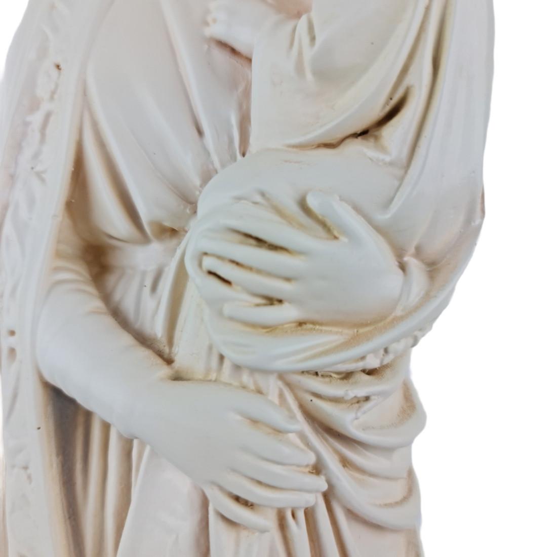 Imagem Escultura Nossa Senhora da Sabedoria - 40cm