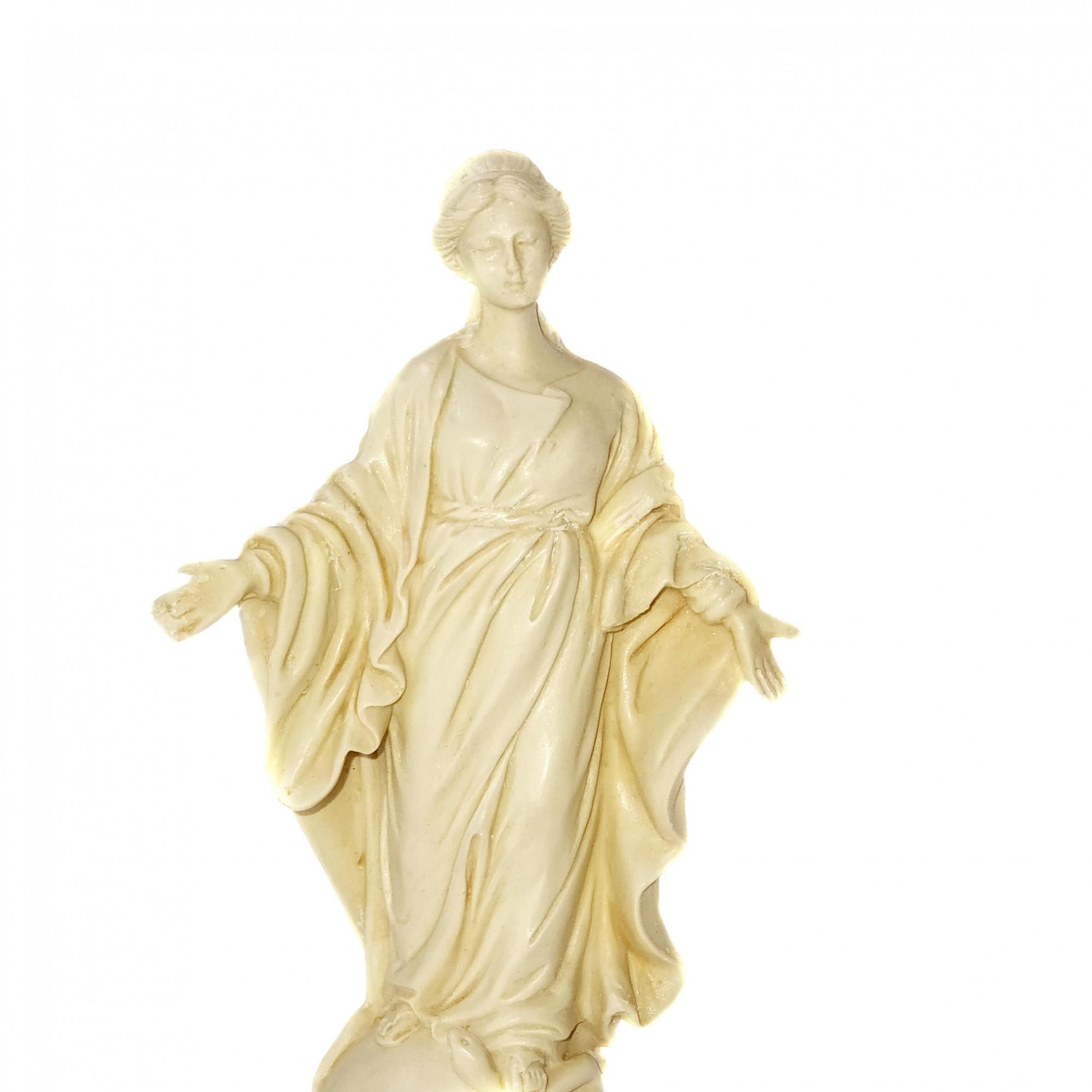 Imagem Escultura Nossa Senhora do Sorriso