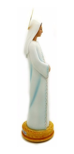 Imagem Escultura Nossa Senhora Grávida 20cm