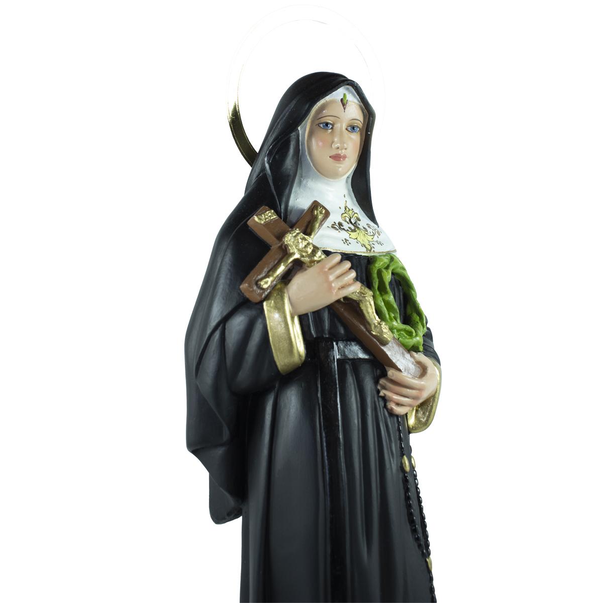 Imagem Escultura Santa Rita de Cássia 030