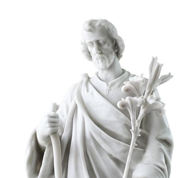 Imagem Escultura São José - 87cm