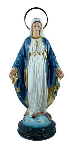 Imagem Nossa Senhora Das Graças - Colorida 40cm