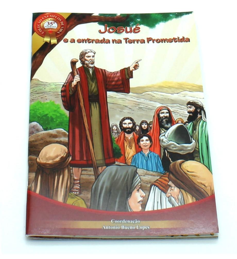 Josué e a Entrada na Terra Promentida