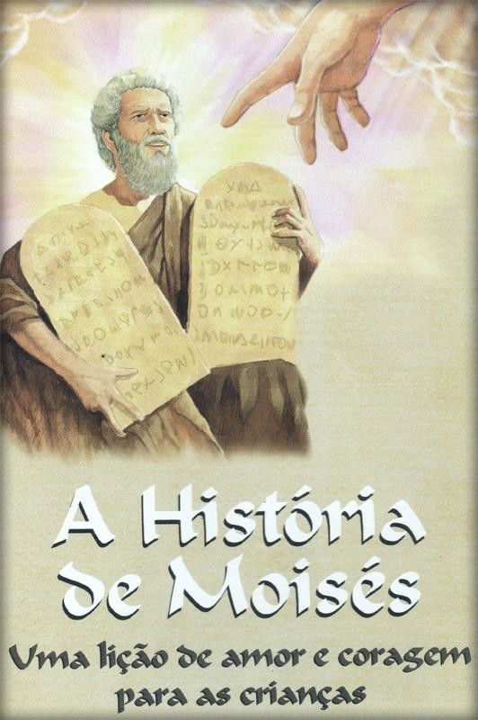 Livro - A História de Moises