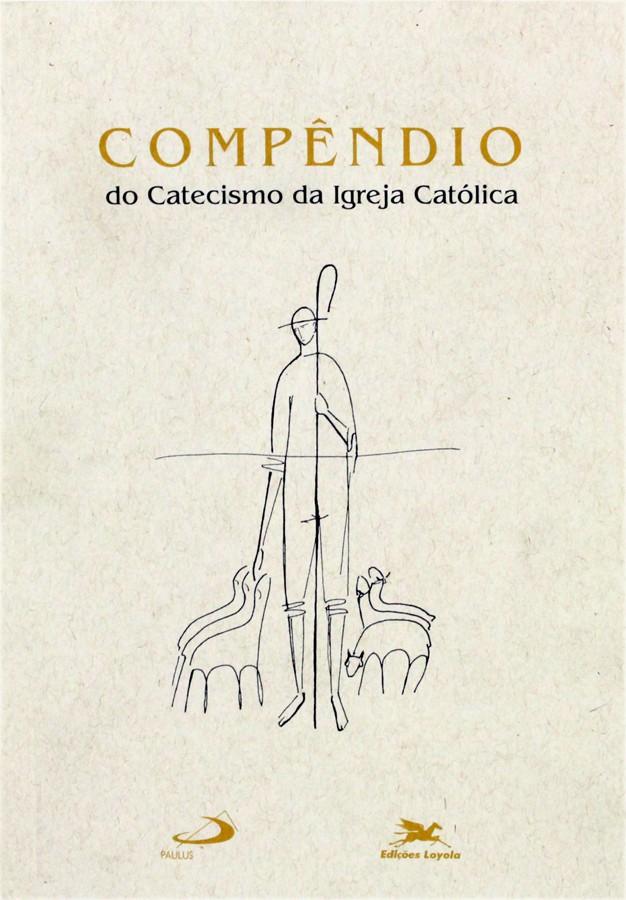 Livro - Compêndio do Catecismo da Igreja Católica - pequeno