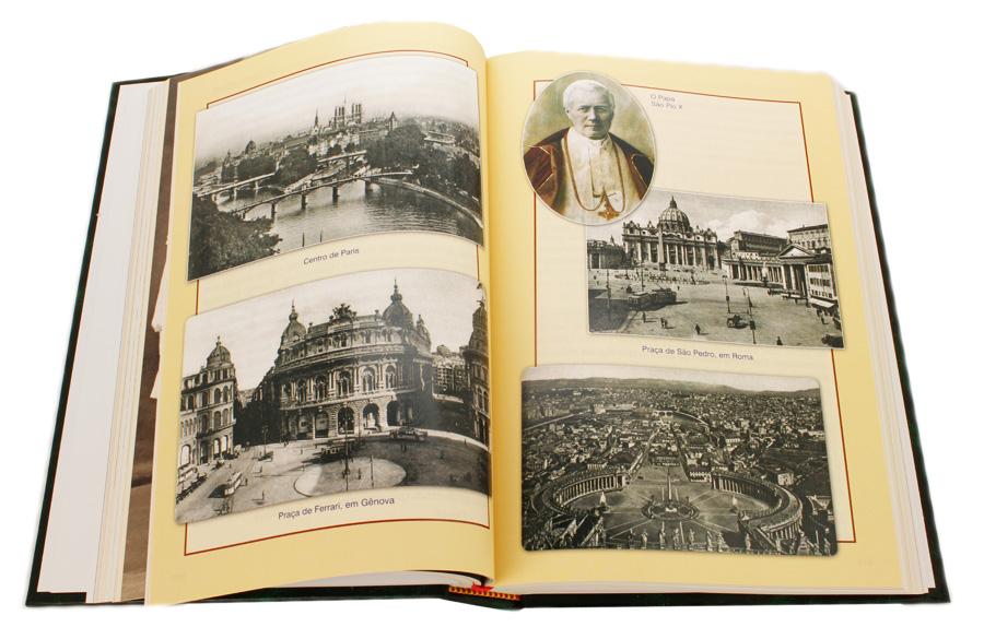 Livro - Notas Autobiográficas de Plinio Correa de Oliveira - Vol I