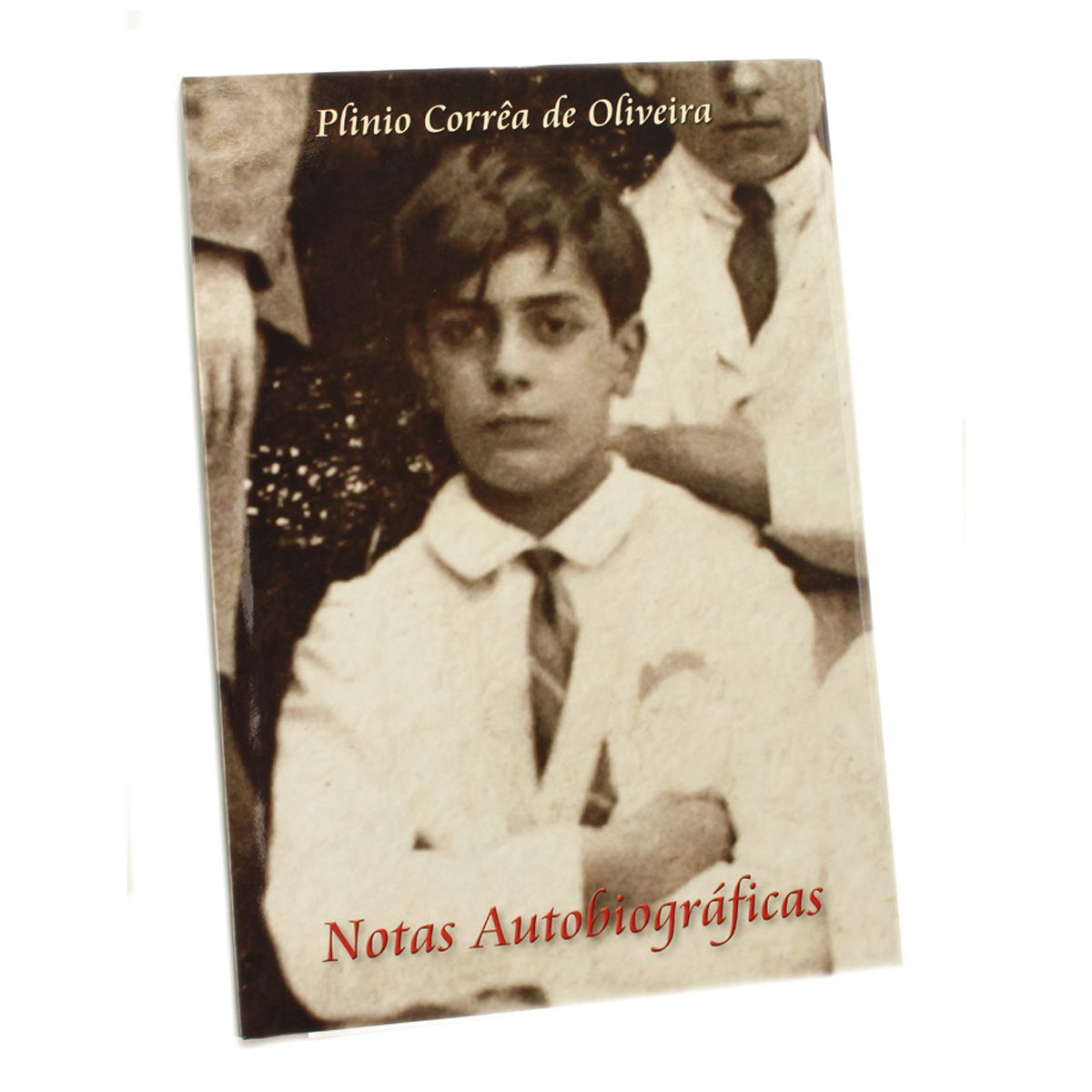 Livro - Notas Autobiográficas de Plinio Correa de Oliveira - Vol III