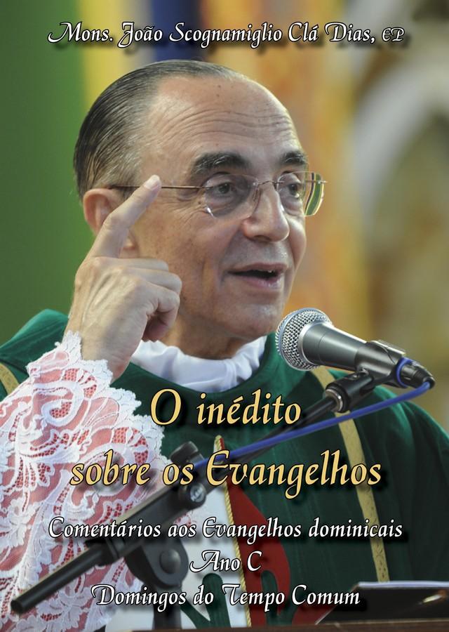 O Inédito sobre os Evangelhos - Ano C - Volume VI - brochura