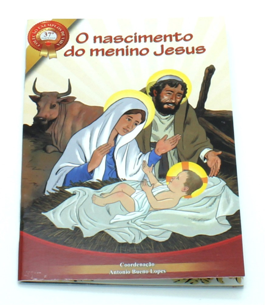O nascimento do Menino Jesus
