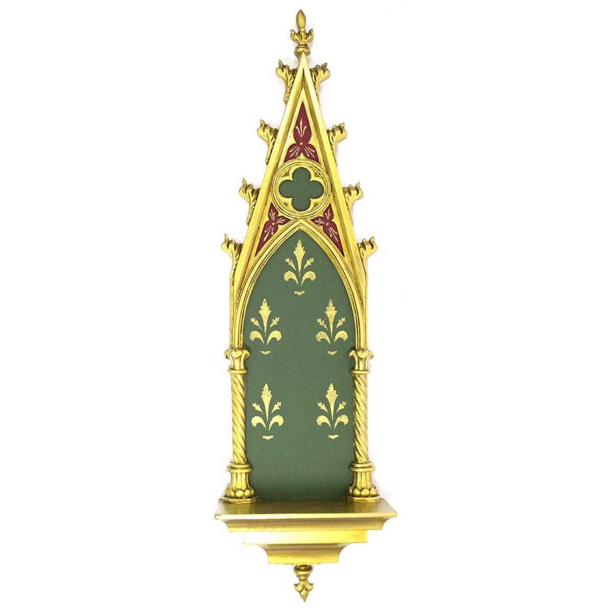 Peanha Oratório Gótico 45CM