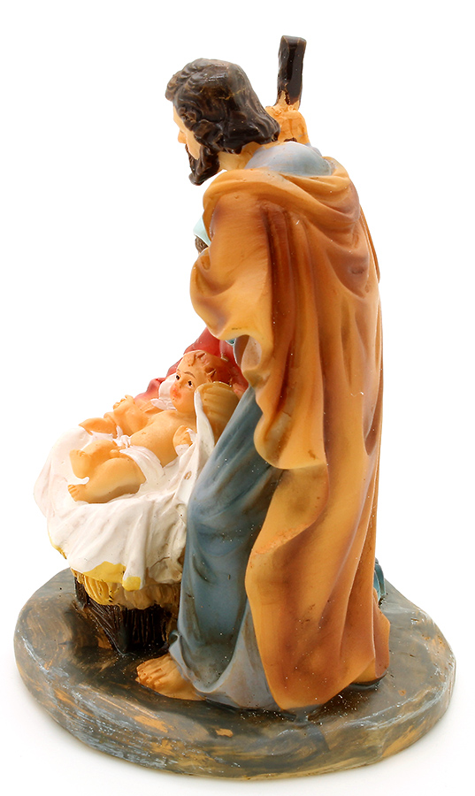 Presépio Sagrada Família - MIni