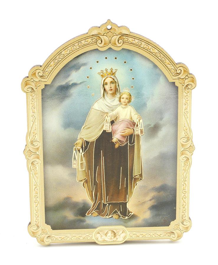 Quadrinho Húngaro - Nossa Senhora Auxiliadora