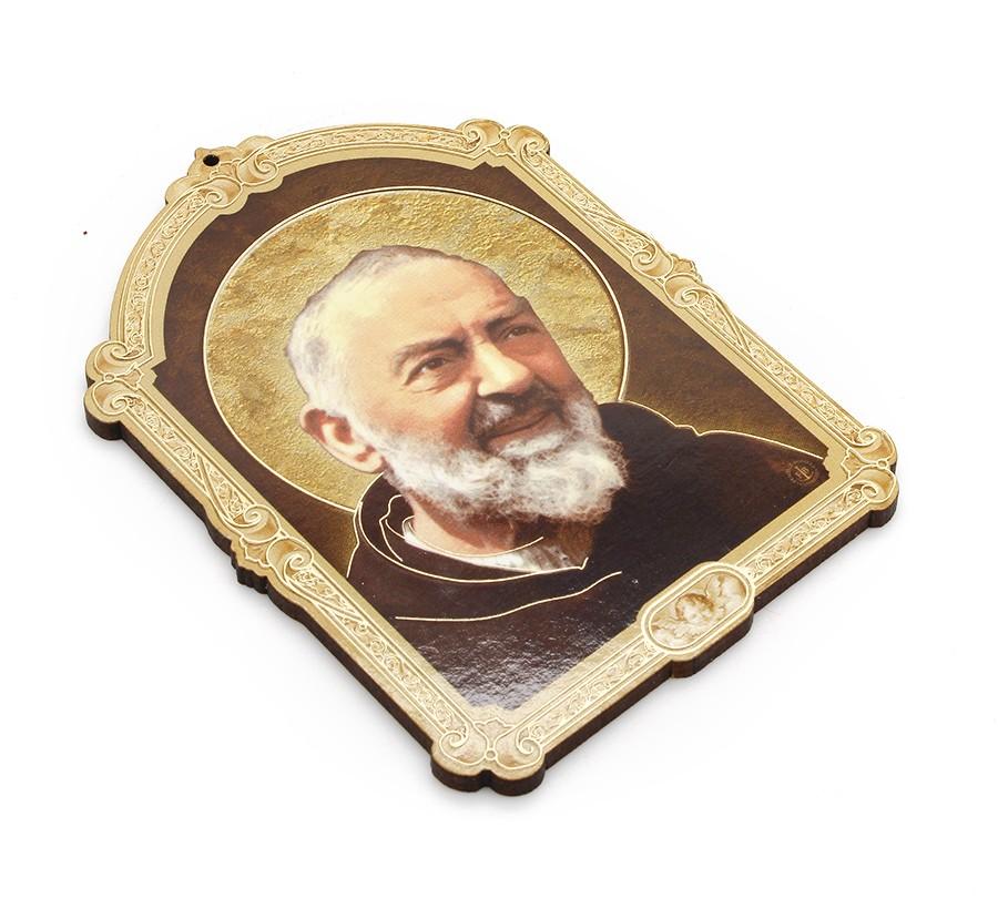 Quadrinho Húngaro - Pe. Pio