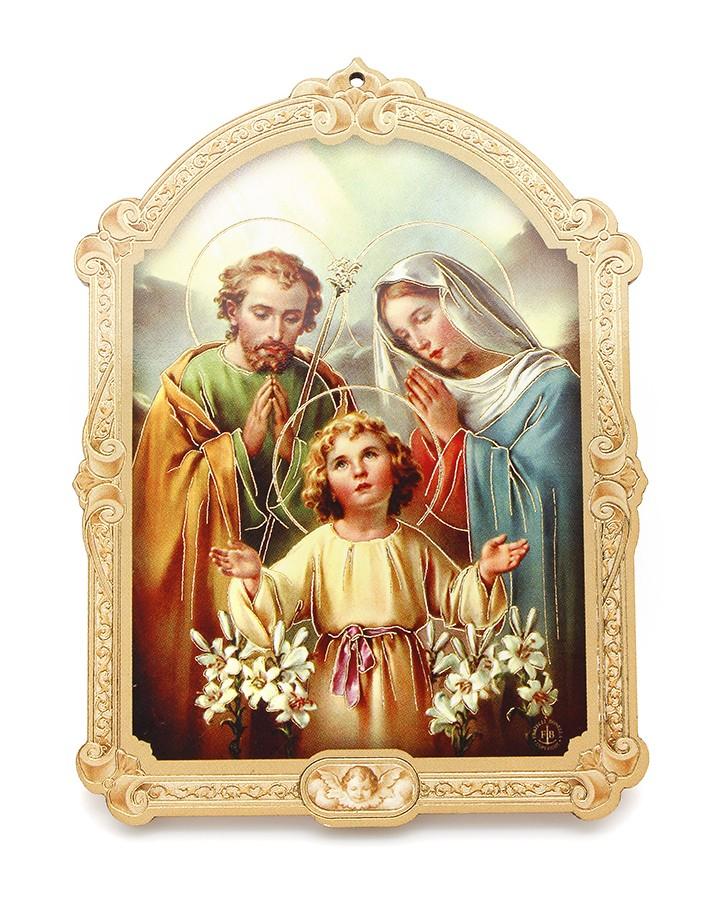 Quadrinho Húngaro - Sagrada Família