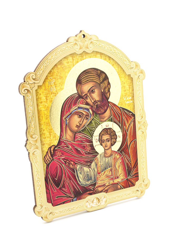 Quadrinho Húngaro - Sagrada Familia