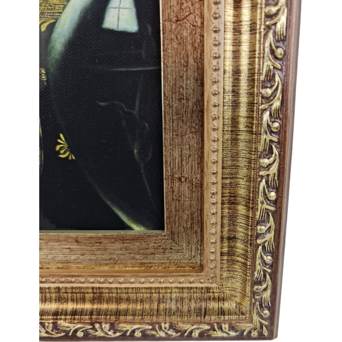 Quadro São José Cusquenho 49x39 cm