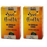 COMBO 2 Sun health 2 unidade