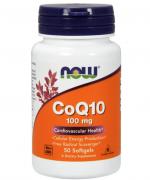CoQ10 100mg   50 cápsulas
