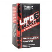 Lipo 6 Black Ultra concentrado (60 black-caps) Nutrex