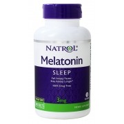 Melatonin Natrol 3mg 240 cápsulas