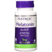 Melatonina Time release 5mg 100 capsulas Natrol