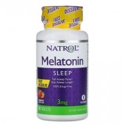 Melatonina 3mg  Natrol 90 cápsulas