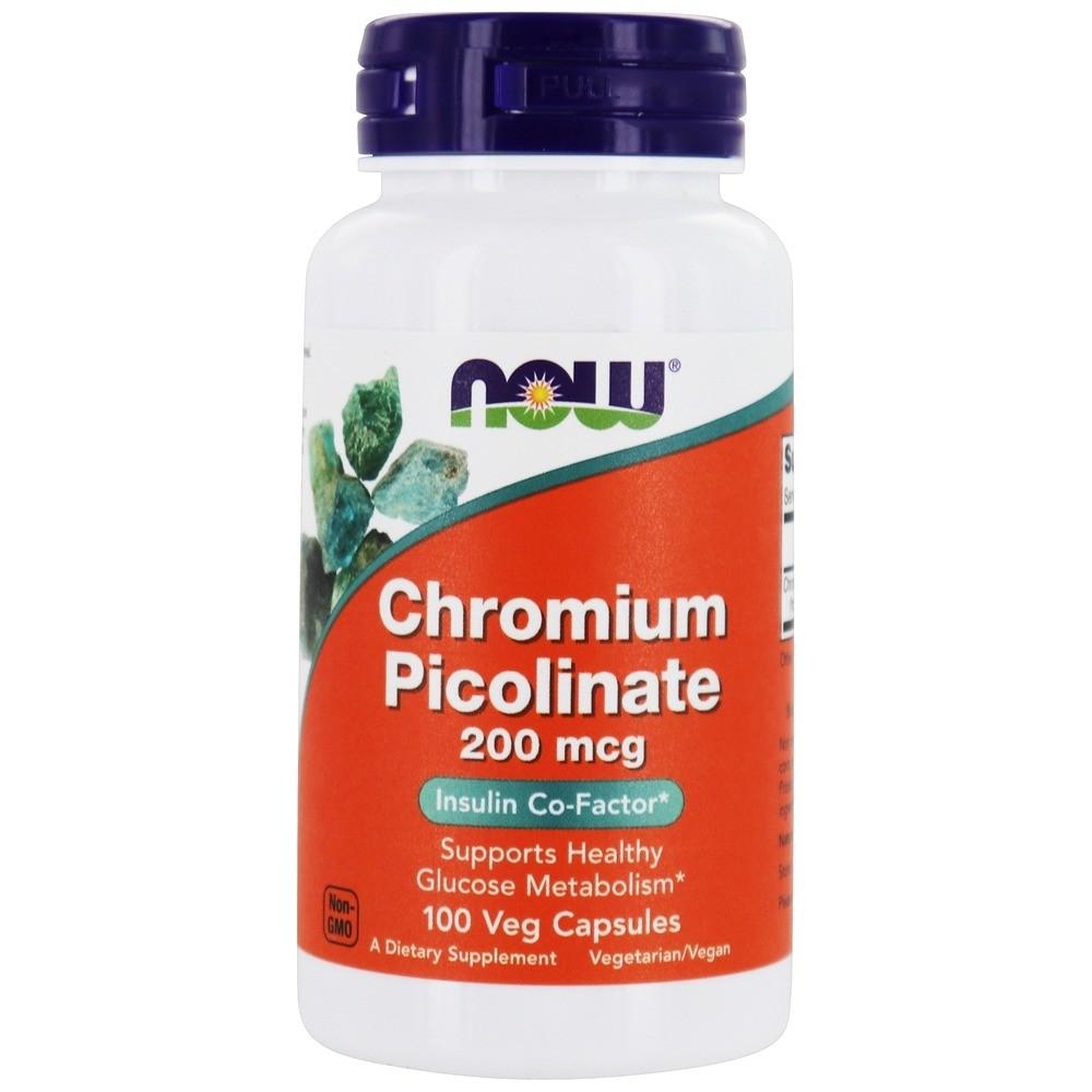 Chromium Pocilnate 200mcg  - Nature Net