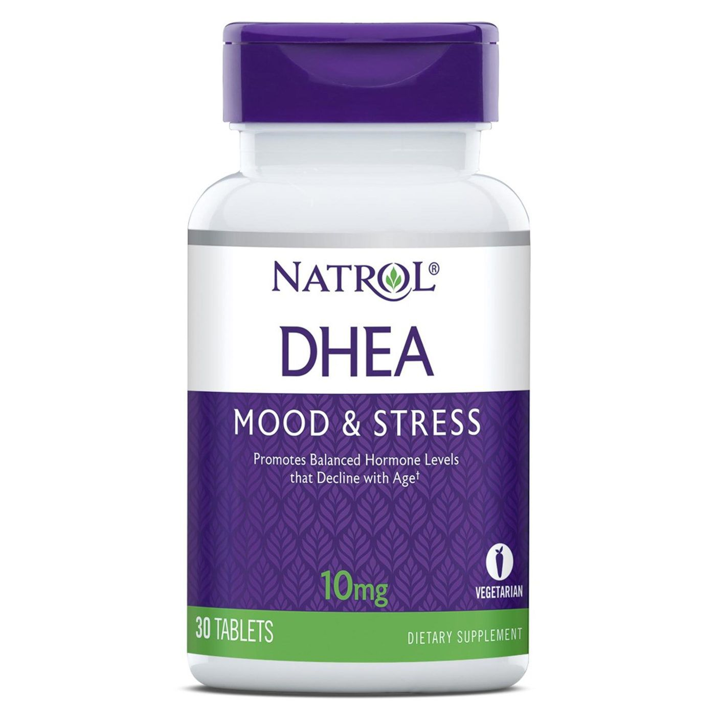 DHEA 10mg (30 capsulas) Natrol  - Nature Net