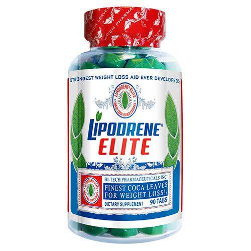 Lipodrene Elite (90 capsulas) HI-TECH  - Nature Net
