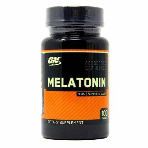 Melatonina 3 mg ON 100 tabletes  - Nature Net