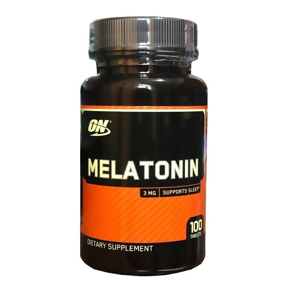 Melatonina ON 3mg 100 cápsulas  - Nature Net