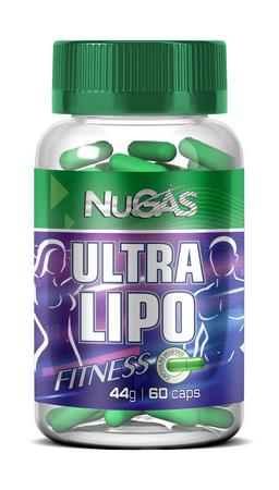 Ultra lipo fitness 60 cápsulas  ORIGINAL   - Nature Net
