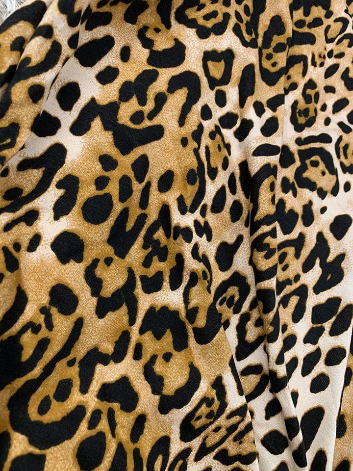 Blusa - Muscle Tee Animal Print