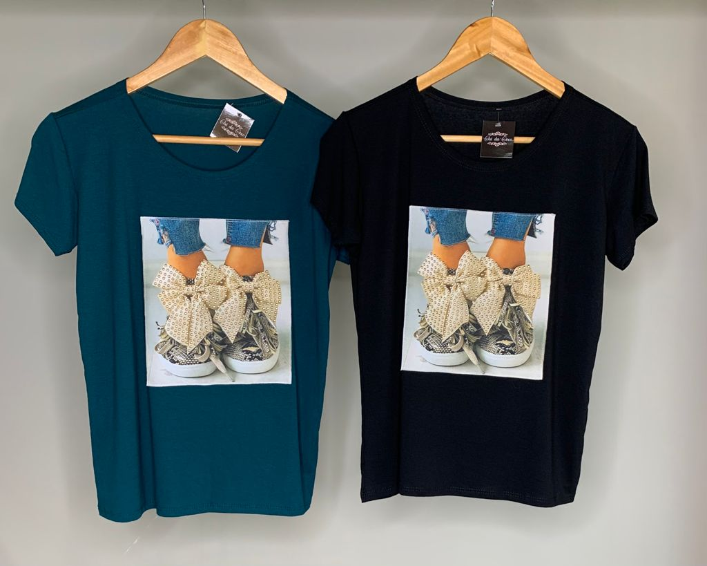 T- shirt - Modelo 11