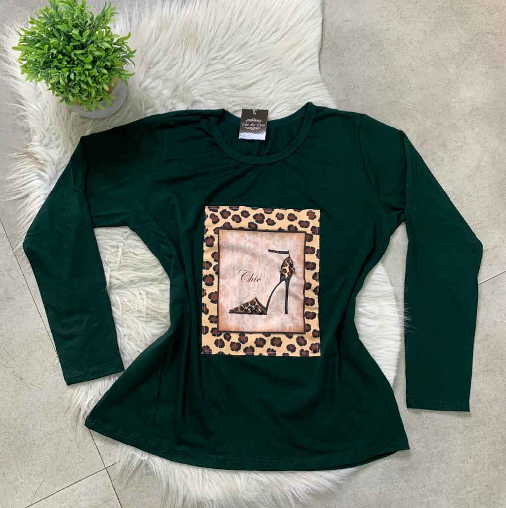 T- shirt - Modelo 12