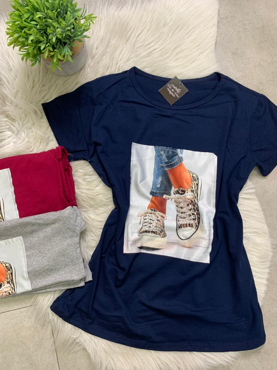 T- shirt - Modelo 4