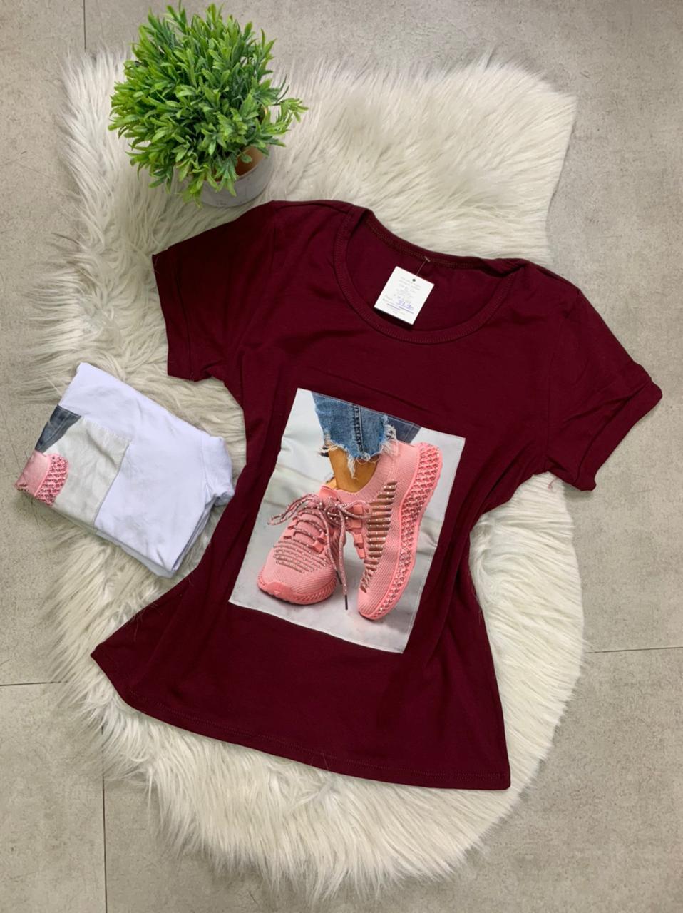 T- shirt - Modelo 6