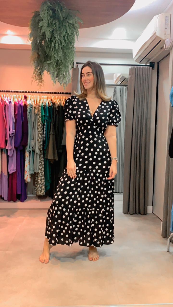 Vestido Lorena Estampado