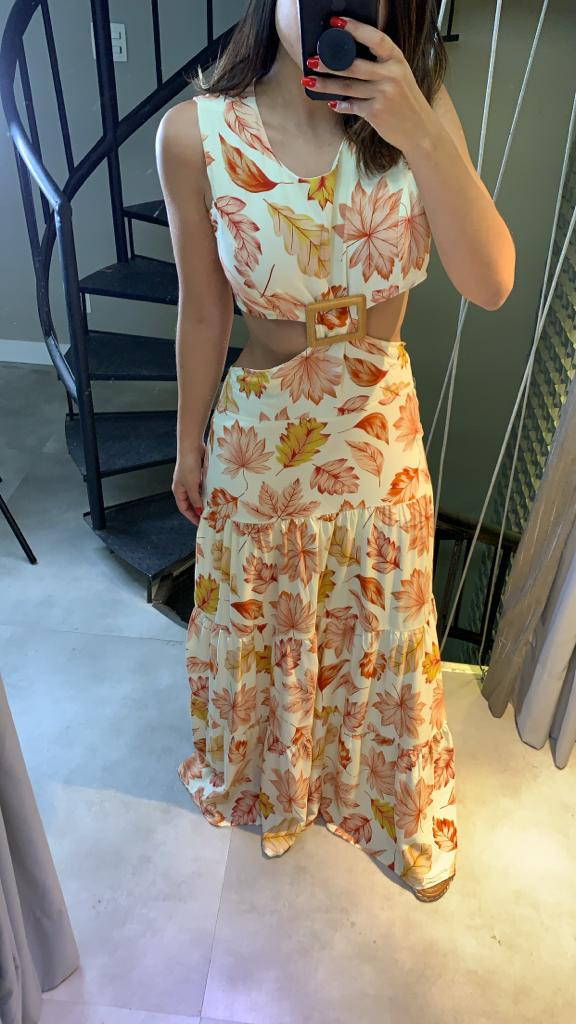 Vestido Polyana