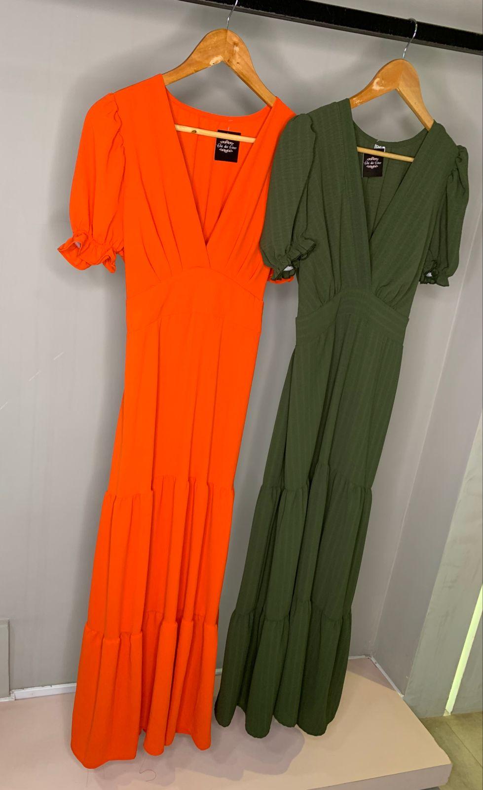 Vestido Vivi Modelo 2