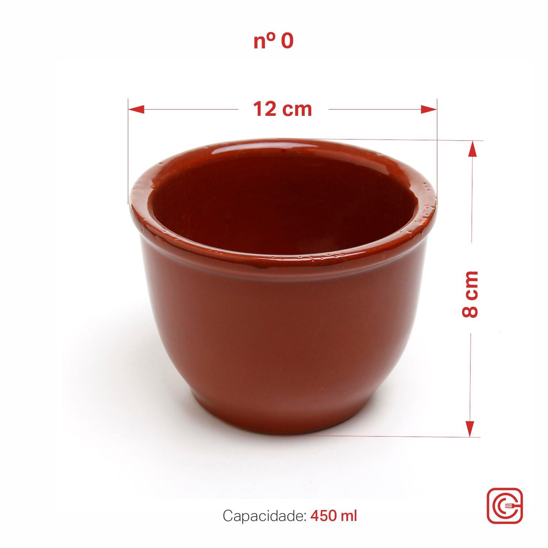 Cumbuca Alta nº0 - 450 ml