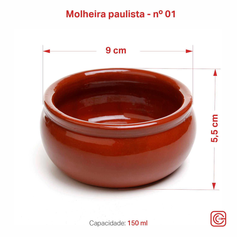 Molheira Paulista nº01 - 150ml