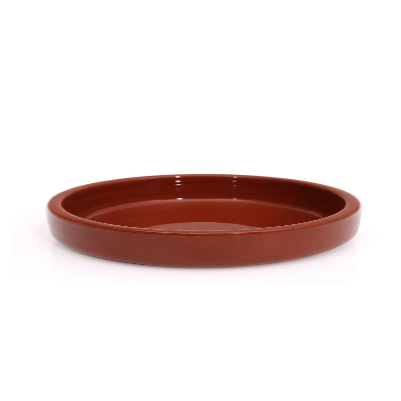 Prato de pizza em cerâmica vm redondo 30 cm