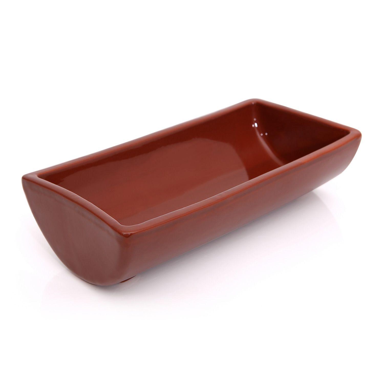 Telha p/ peixe em cerâmica 31x15 - 1900ml - 1820