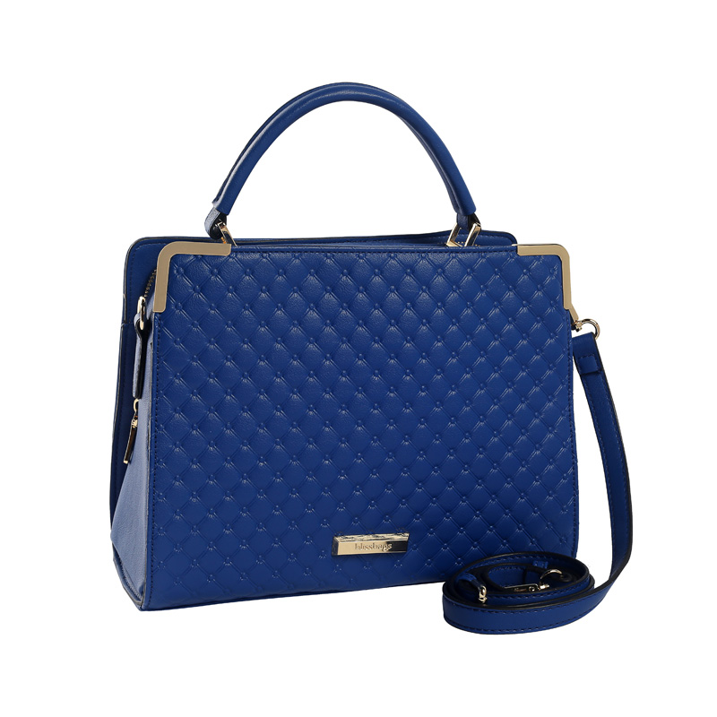 BOLSA BLISS BAGS AZUL ROYAL