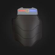 Colete eletrônico 2020 Armor