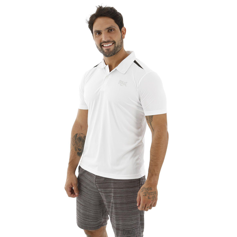 1f01aa5269 Camisa Everlast Polo Masculina Dry