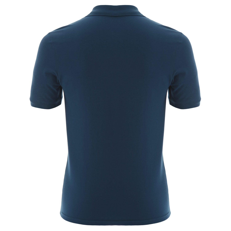 Camisa polo Everlast algodão azul marinho