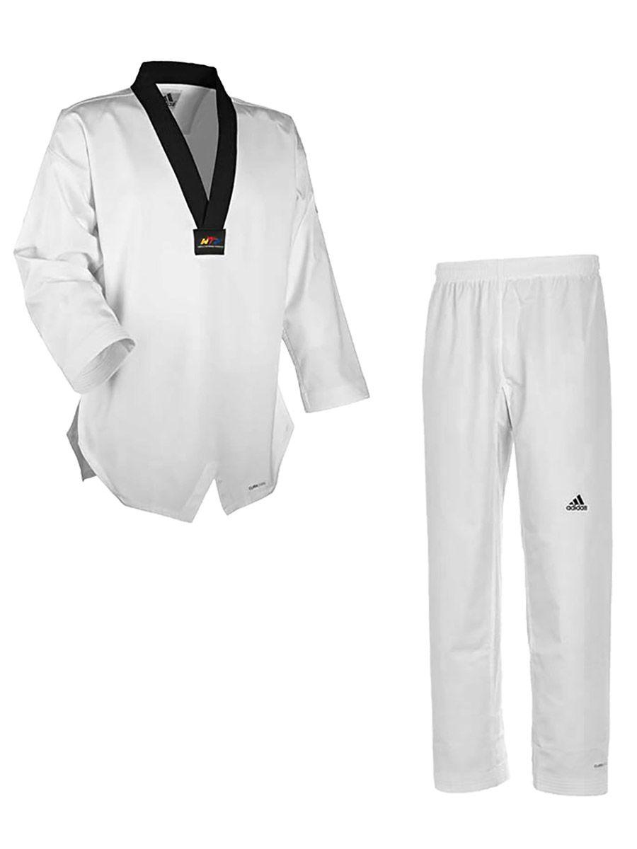 Dobok Adidas Taekwondo Adiflex Olimpico